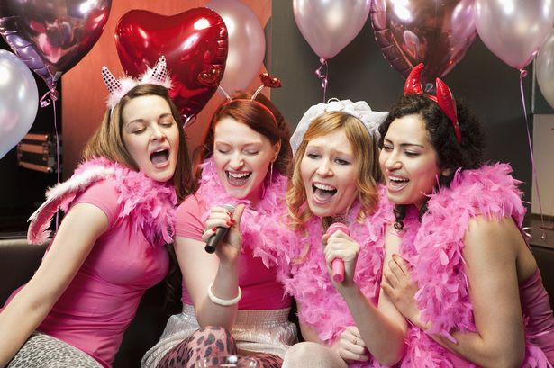 Organising a Killer Stag or Hen Do