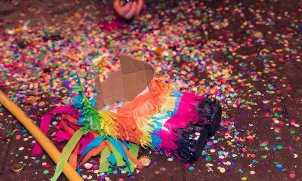 Paper Bag Crafts: How to Make a Paper Bag Piñata