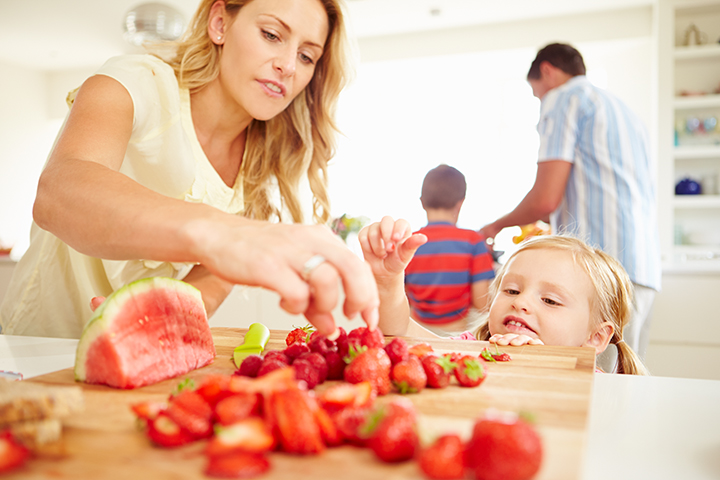 Five Tips For Raising A Healthy Child