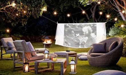 Five Must Haves For Your Backyard Party