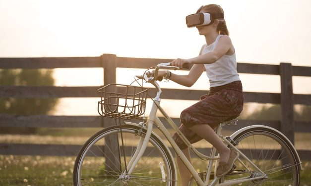 Virtual reality technology could revolutionise online casinos