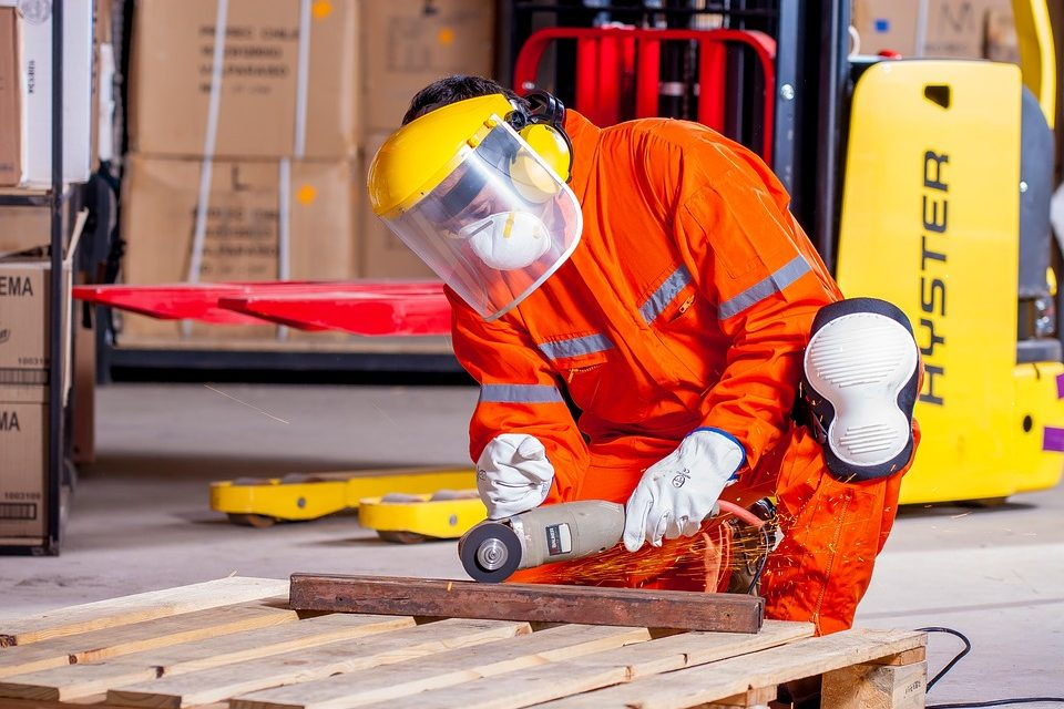 Accidents at work and what to do about them