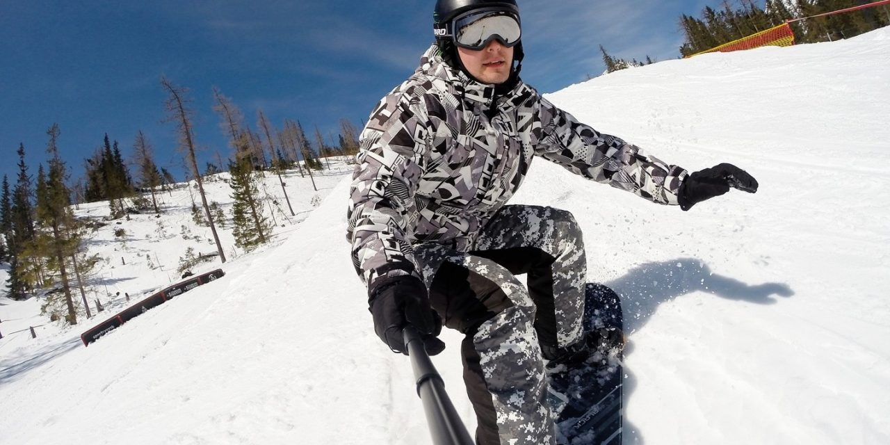 Try Snowboarding: An All-Around Fitness Regimen