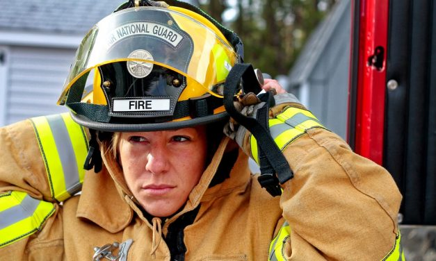 Military, Firefighters, and Police: Patches They Wear and What They Mean