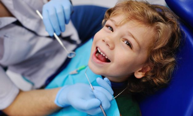 5 benefits of early childhood trips to the dentist